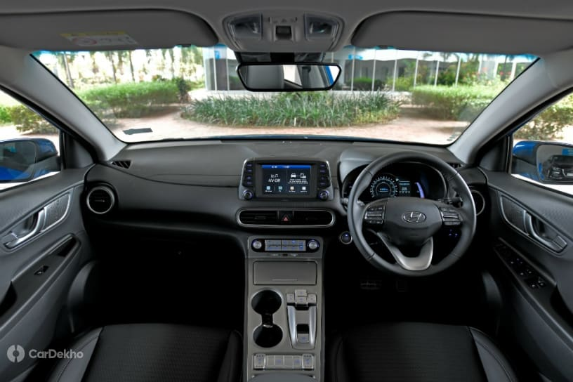 Hyundai Kona Electric In Detailed Pictures