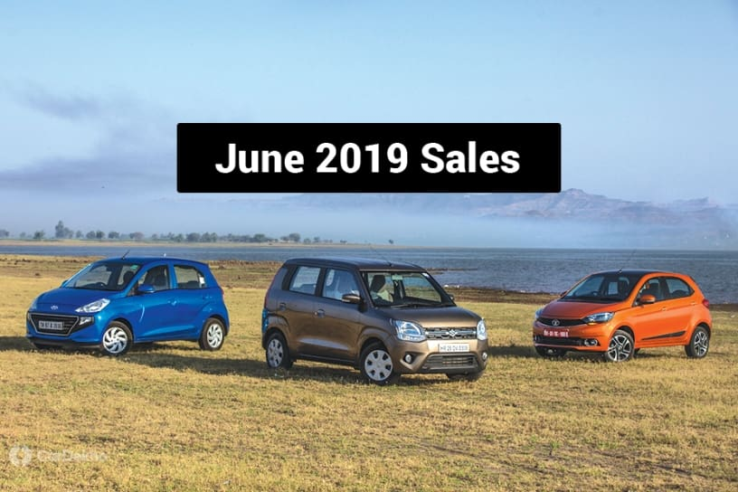 WagonR Miles Ahead Of Competition, Tiago Second In June 2019 Sales
