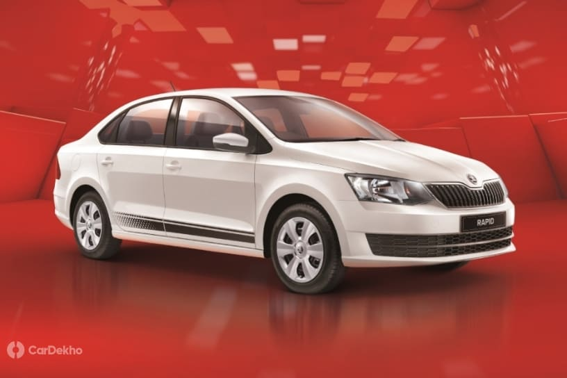 Skoda Rapid Just Got More Affordable!