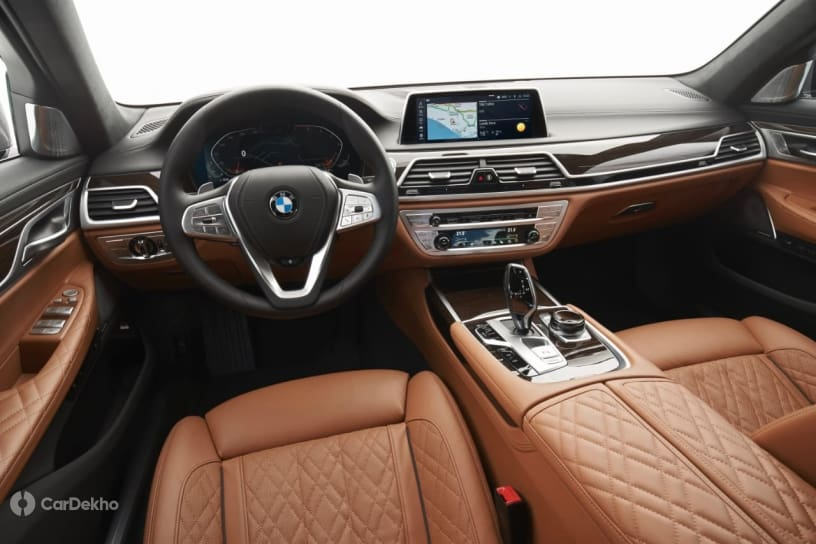 BMW 7 Series Luxo Barge Launched At Rs 1.23 Crore