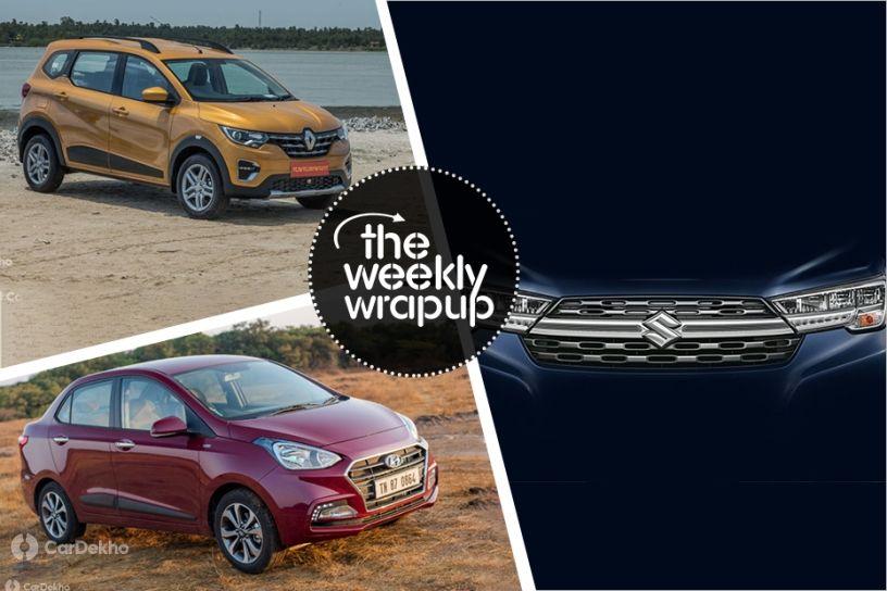Top 5 Car News Of The Week: Kia Seltos, Maruti XL6, Grand i10 Nios & More