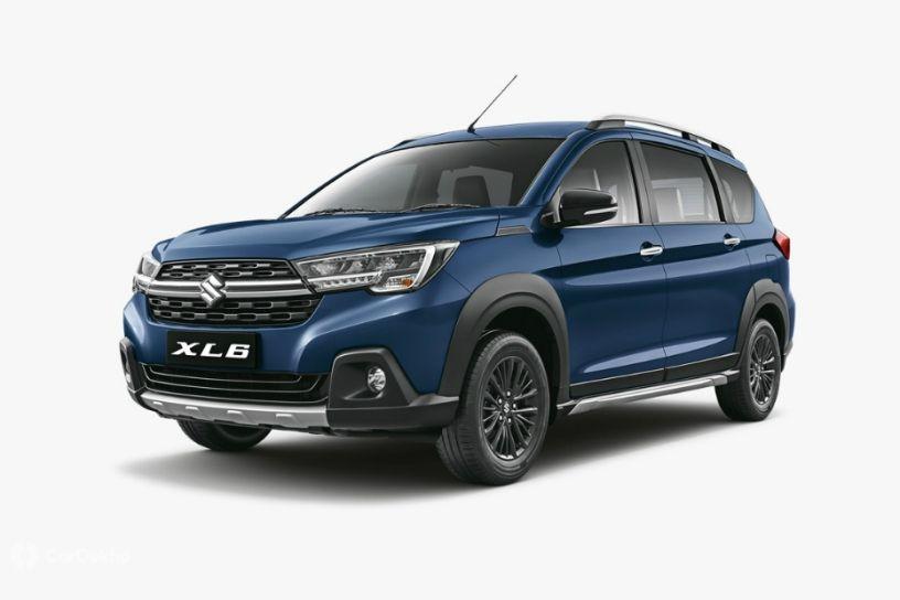 Maruti Suzuki Ertiga-Based XL6 Launched At Rs 9.80 Lakh