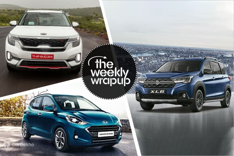 Top 5 Car News Of the Week: Kia Seltos Prices Revealed, Grand i10 Nios Best Variant To Buy, XL6 Price Comparison, And More
