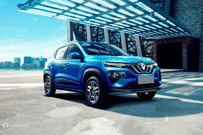 Renault City K-ZE (Kwid EV)