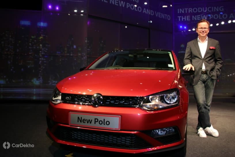 VW Polo Gets Another Facelift, Prices Begin At Rs 5.82 Lakh