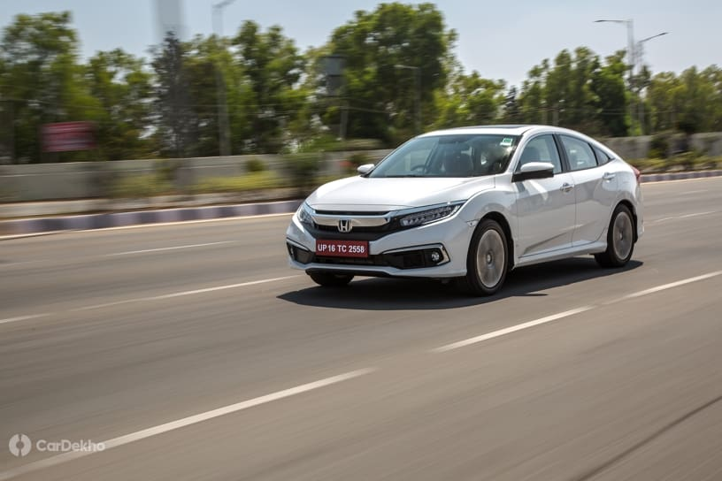 Honda Discounts In September; Rs 4 Lakh Off On CR-V