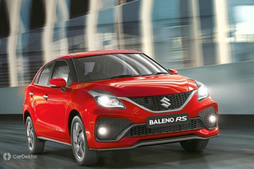 Maruti Baleno RS Prices Slashed By Rs 1 Lakh