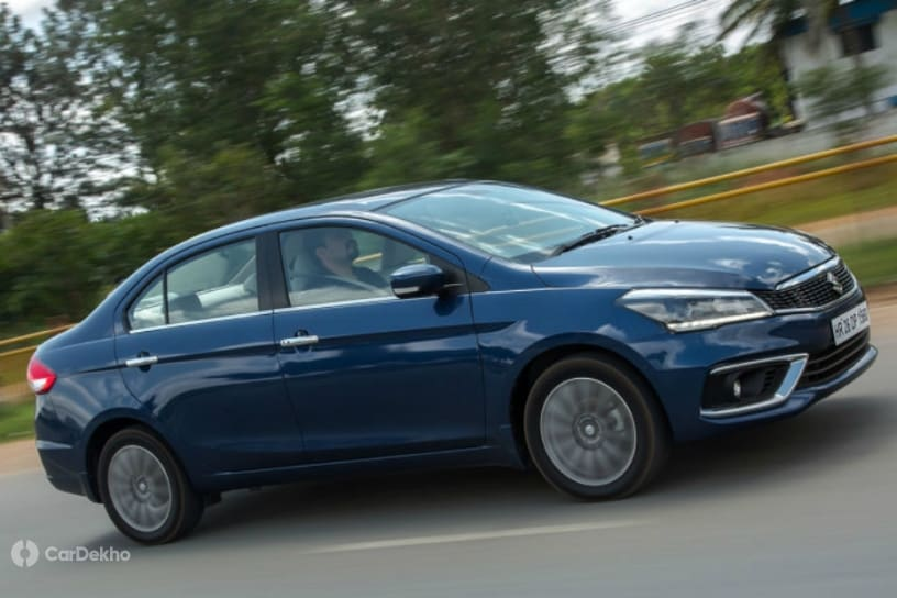 Benefits Of Up To Rs 1.13 Lakh On Maruti Cars Till October 10