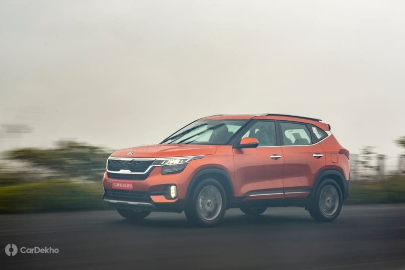 Kia Seltos New Compact SUV Champ, More Than 50,000 Bookings Received