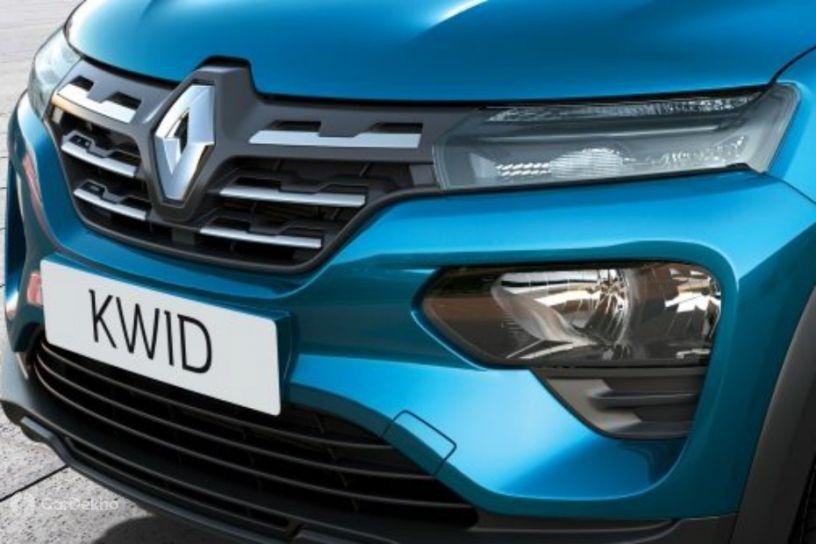 2019 Renault Kwid Accessories List Revealed