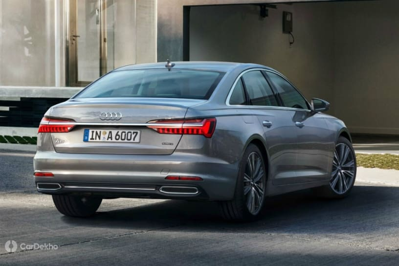 2020 Audi A6 Launched In India At Rs 54.2 Lakh
