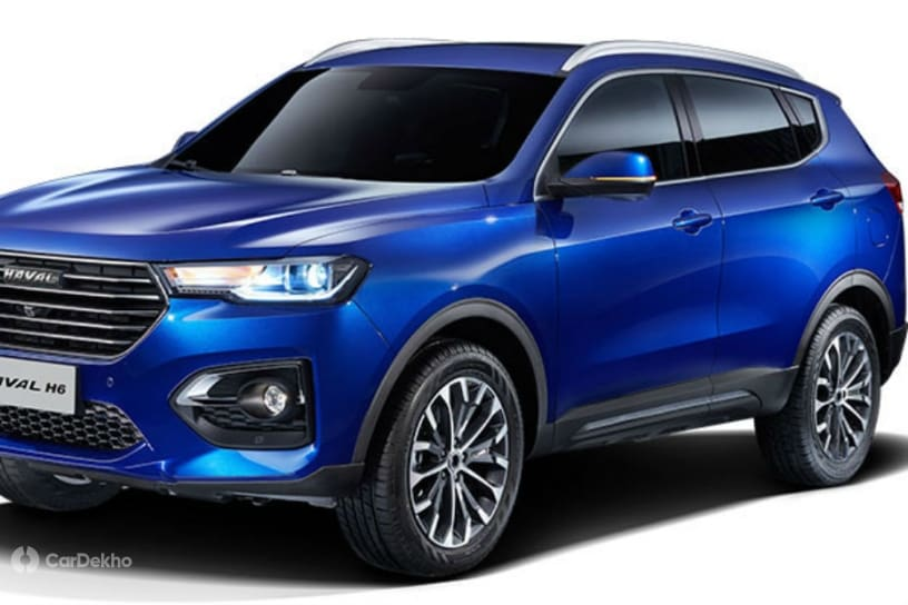 MG Hector, Tata Harrier Rival Haval H6 Revealed; Debut Likely At 2020 Auto Expo