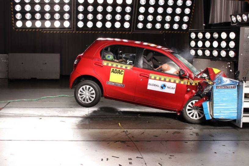Top 8 Safest Indian Cars Crash Tested By Global NCAP