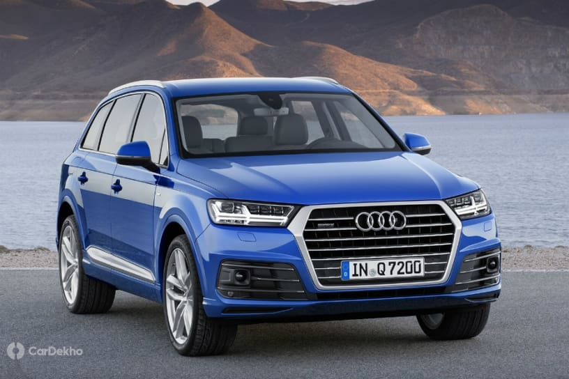 Audi Q5, Q7 Prices Slashed By Up To Rs 6 Lakh!