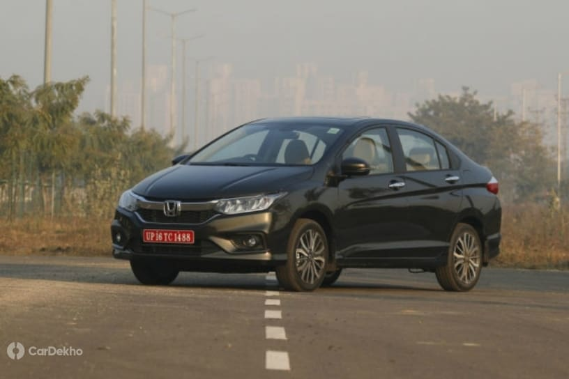 Honda City BS6 Bookings Open; To Launch Soon