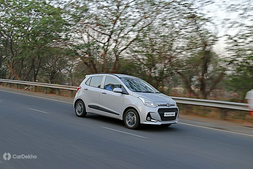 Hyundai Grand I10 To Come In Petrol And Cng Models Only Gaadi