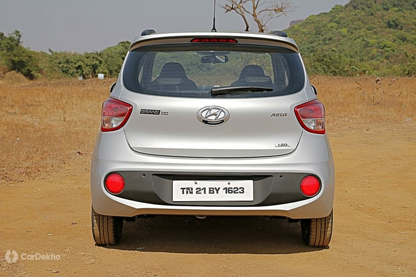 Hyundai Grand i10 Variants Reduced To Petrol & CNG Options Only
