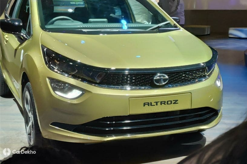 Tata Altroz Series Production Begins, Launch In January 2020