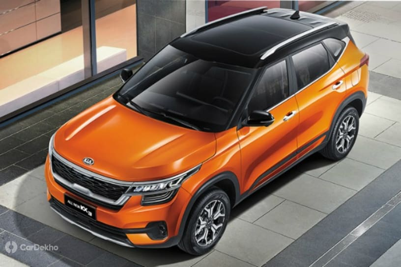 Kia Seltos Gets A Big Panoramic Sunroof. Sadly We Can't Have It