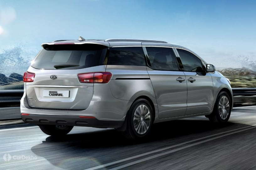 Kia Carnival To Launch In India Ahead Of 2020 Auto Expo
