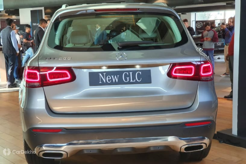 Mercedes-Benz GLC Facelift Launched In India At Rs 52.75 Lakh