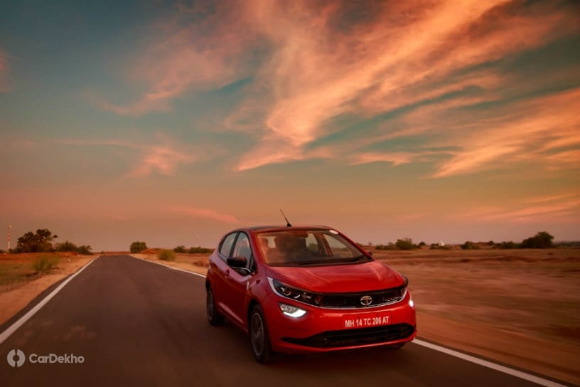Confirmed: Tata Altroz To Be Launched On January 22, 2020