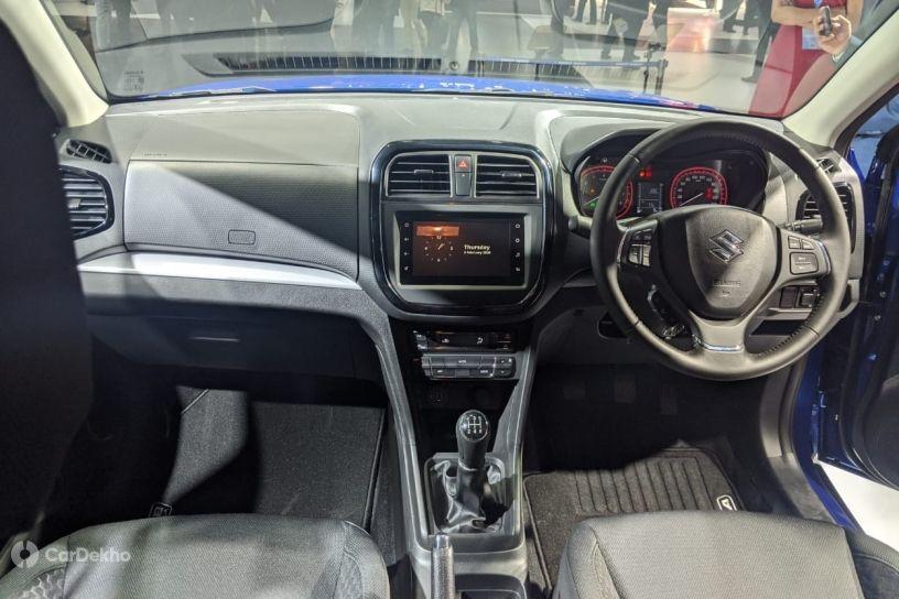 Maruti Suzuki Vitara Brezza Facelift To Launch In Mid-Feb