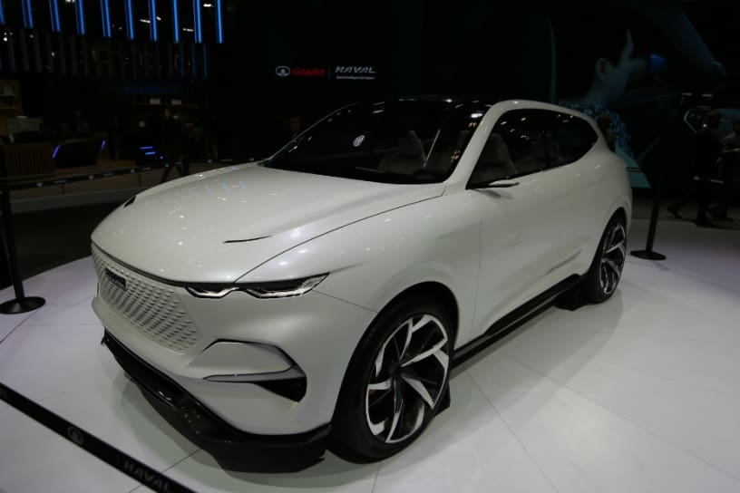 GWM Haval Vision 2025: An Inspiration For The Ideal Future SUV