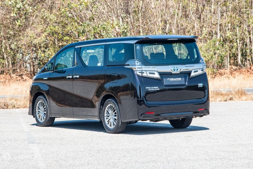 Toyota Vellfire India-spec Details Revealed Ahead Of Launch