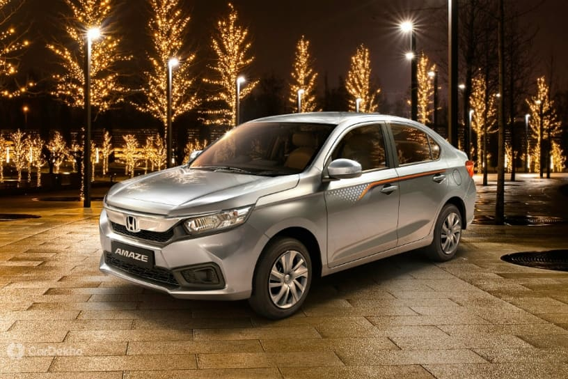 Honda Amaze Gets A New Special Edition For Diwali