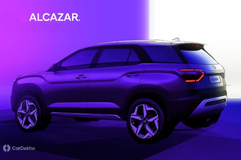 First glimpse of Hyundai ALCAZAR released