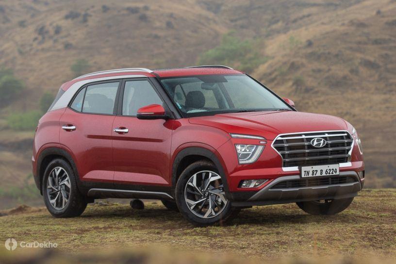Hyundai Creta SX Executive Petrol And Diesel Variants Launched
