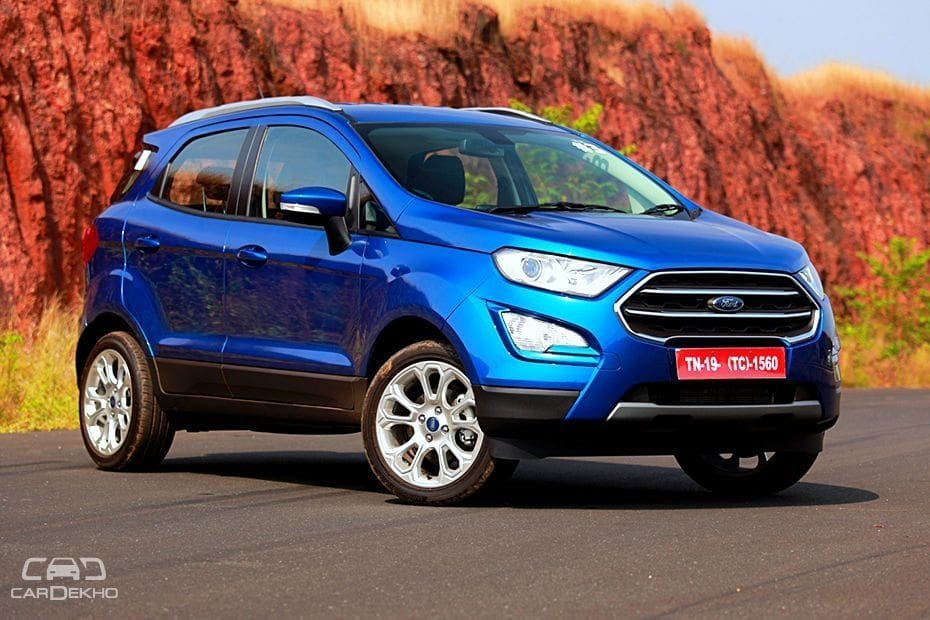 Ford Ecosport Price December Offers Images Review Specs