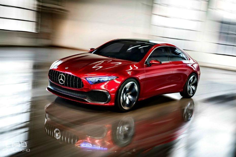 Mercedes-Benz A-Class Sedan Concept