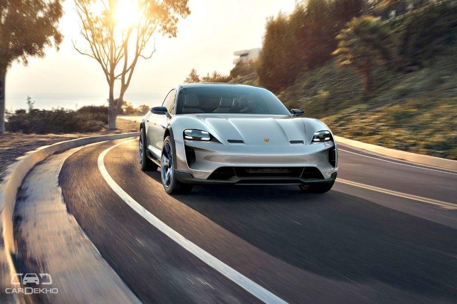 Porsche E Cross Turismo Concept