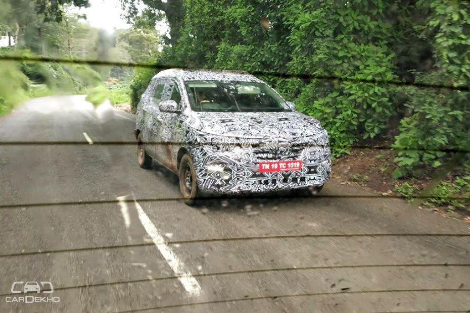 Renault Compact MPV