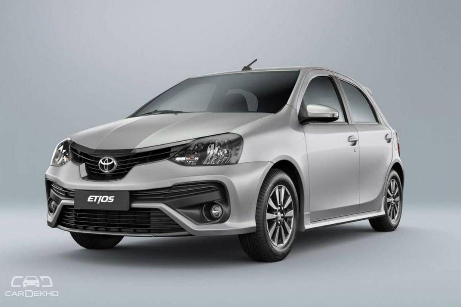 Toyota Etios (Brazil-spec)