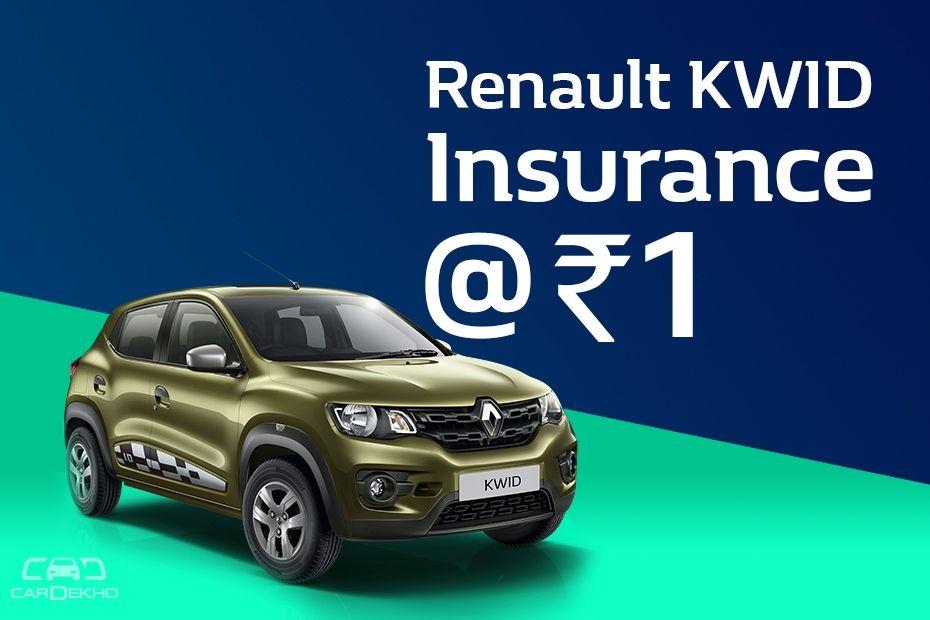 Renault Kwid offers