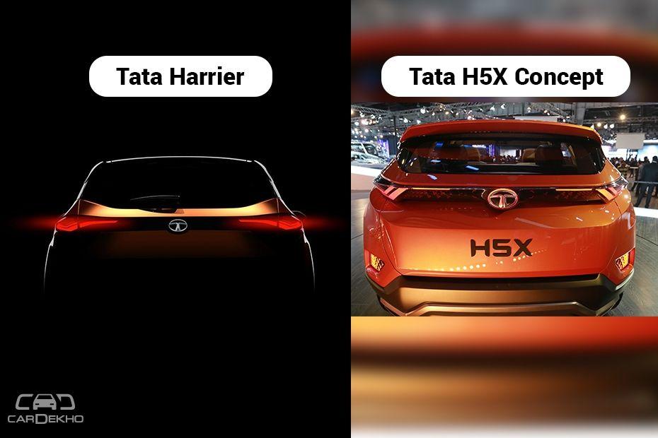 Tata Harrier vs H5X