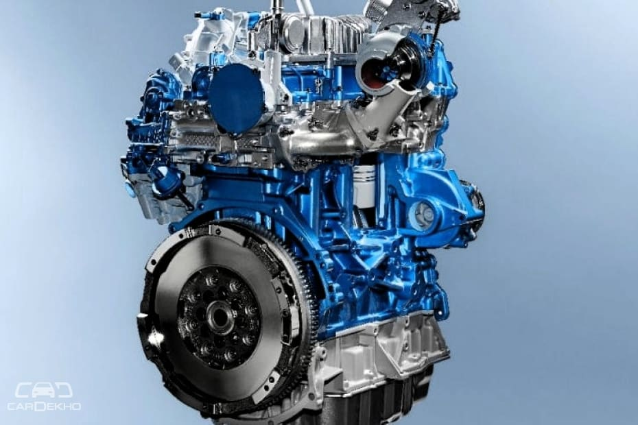 2019 Ford Everest EcoBlue Diesel Engine