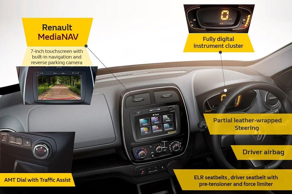 Renault Kwid Touschreen Unit
