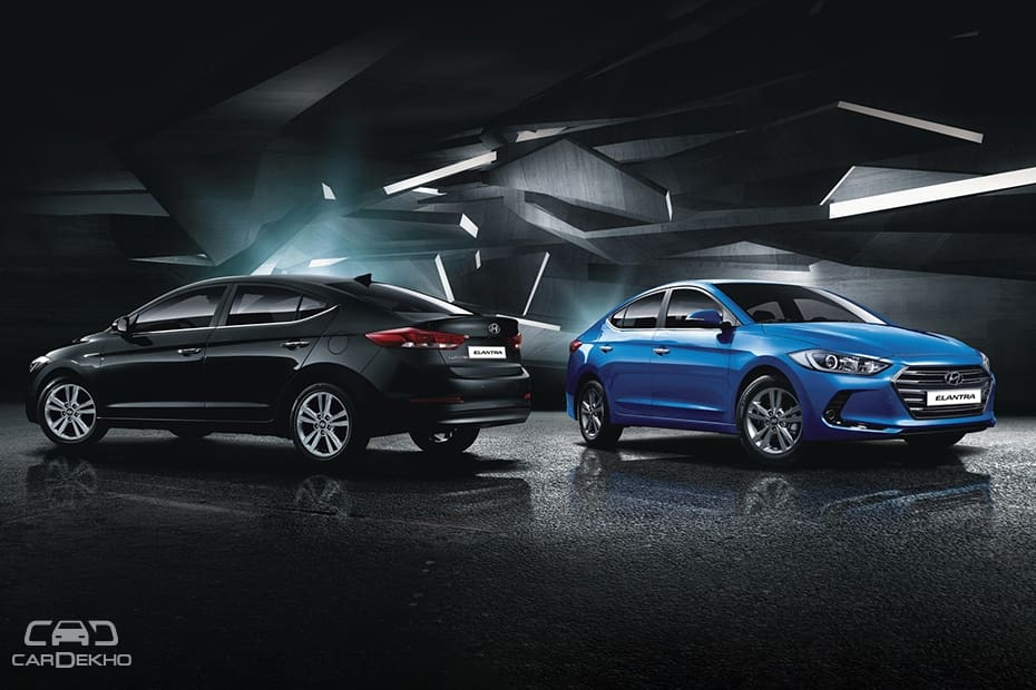 2019 Hyundai Elantra facelift revealed