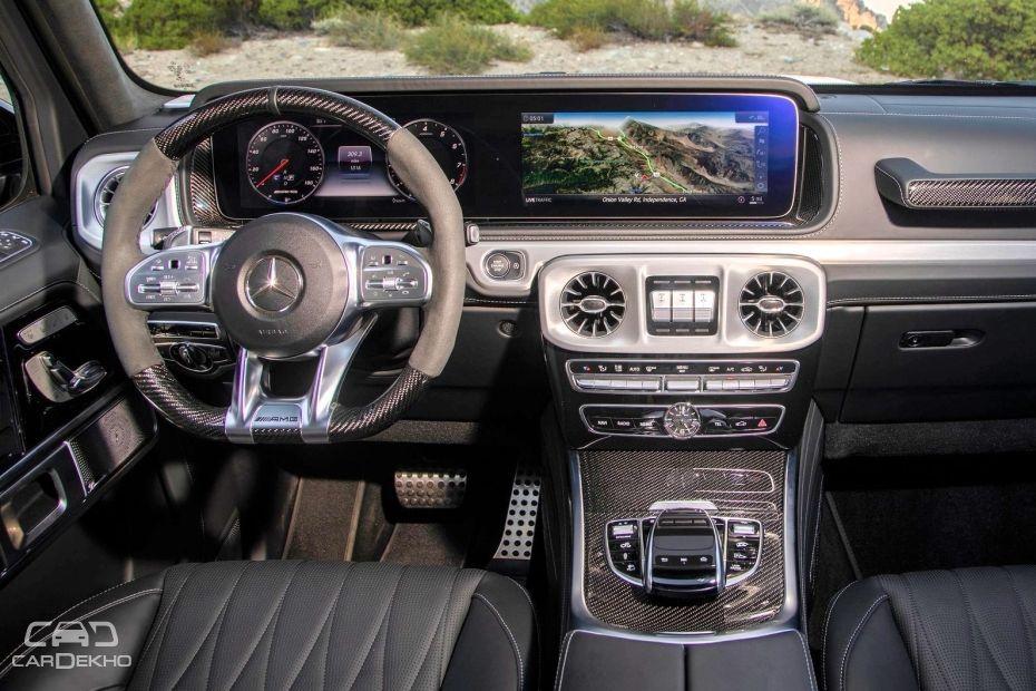 2018 Mercedes-Benz G 63 AMG