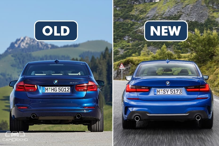 2019 Bmw 3 Series New Vs Old Major Differences