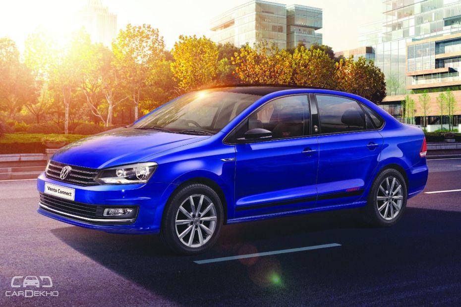 Volkswagen Vento Connect Edition