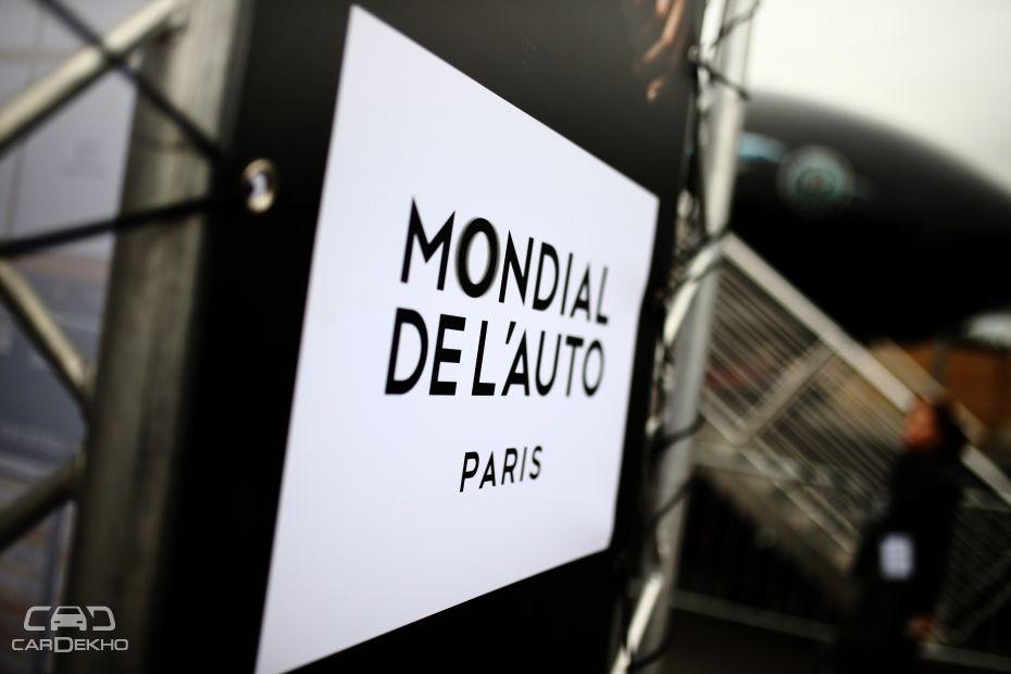 2018 Paris Motor Show