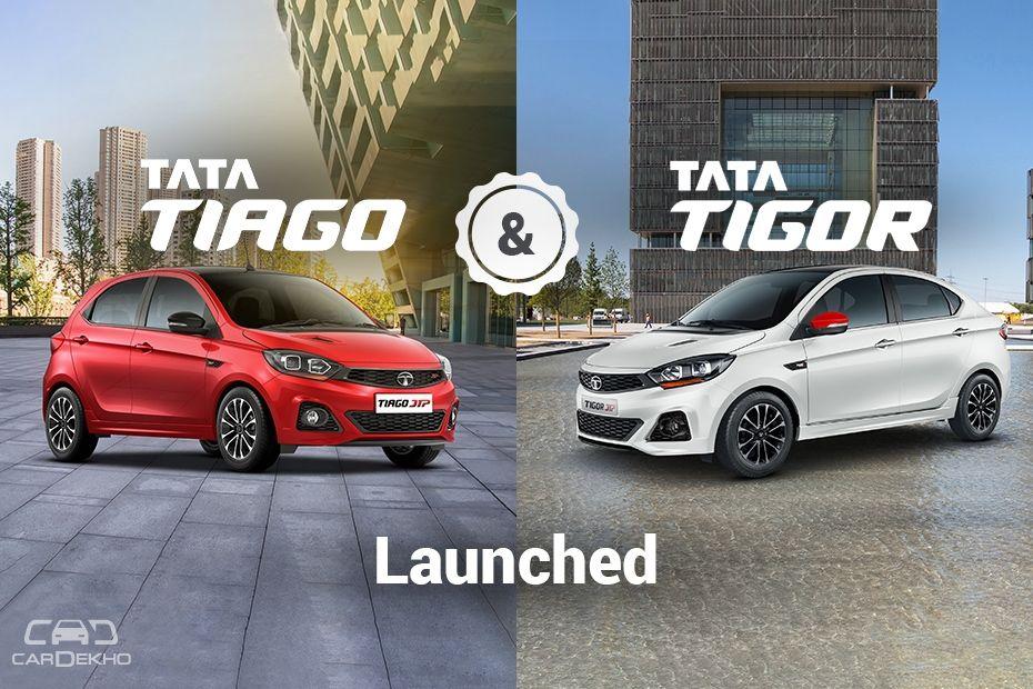 Tata Tigor JTP & Tiago JTP