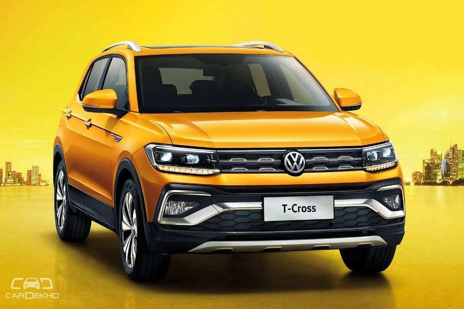 Volkswagen T-Cross (China-spec)
