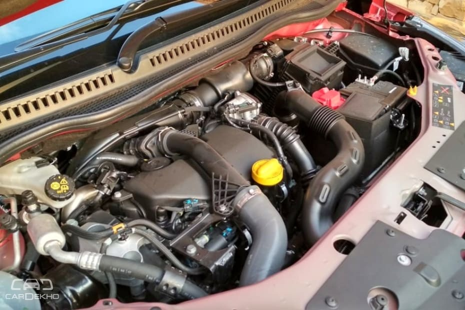 1.5-litre diesel engine