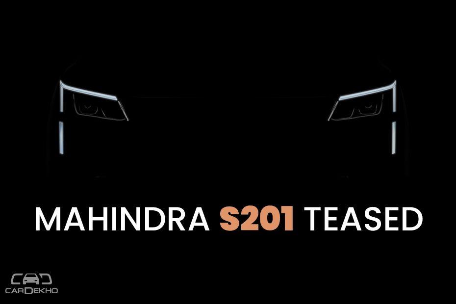 Mahindra S201
